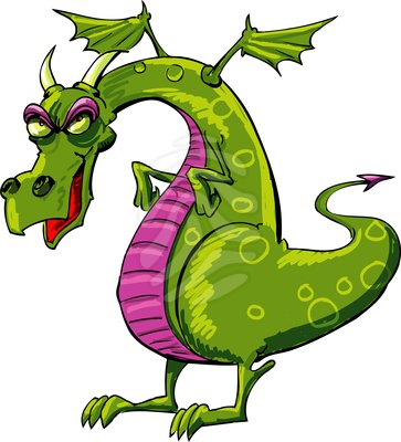 Dragon clipart Cartoon 9 Dragon clipart images