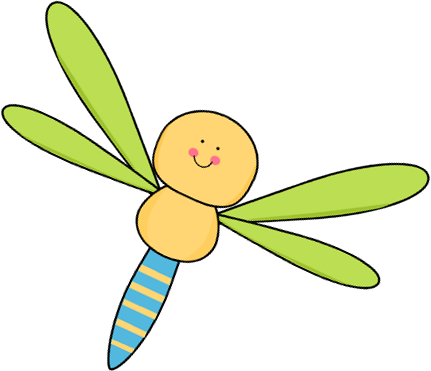 Yellow clipart dragonfly Dragonfly Dragonfly Art Flying Clip