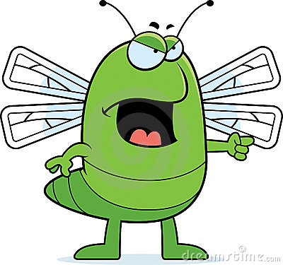 Bug clipart angry Bug cliparts Clipart Dragonfly Angry