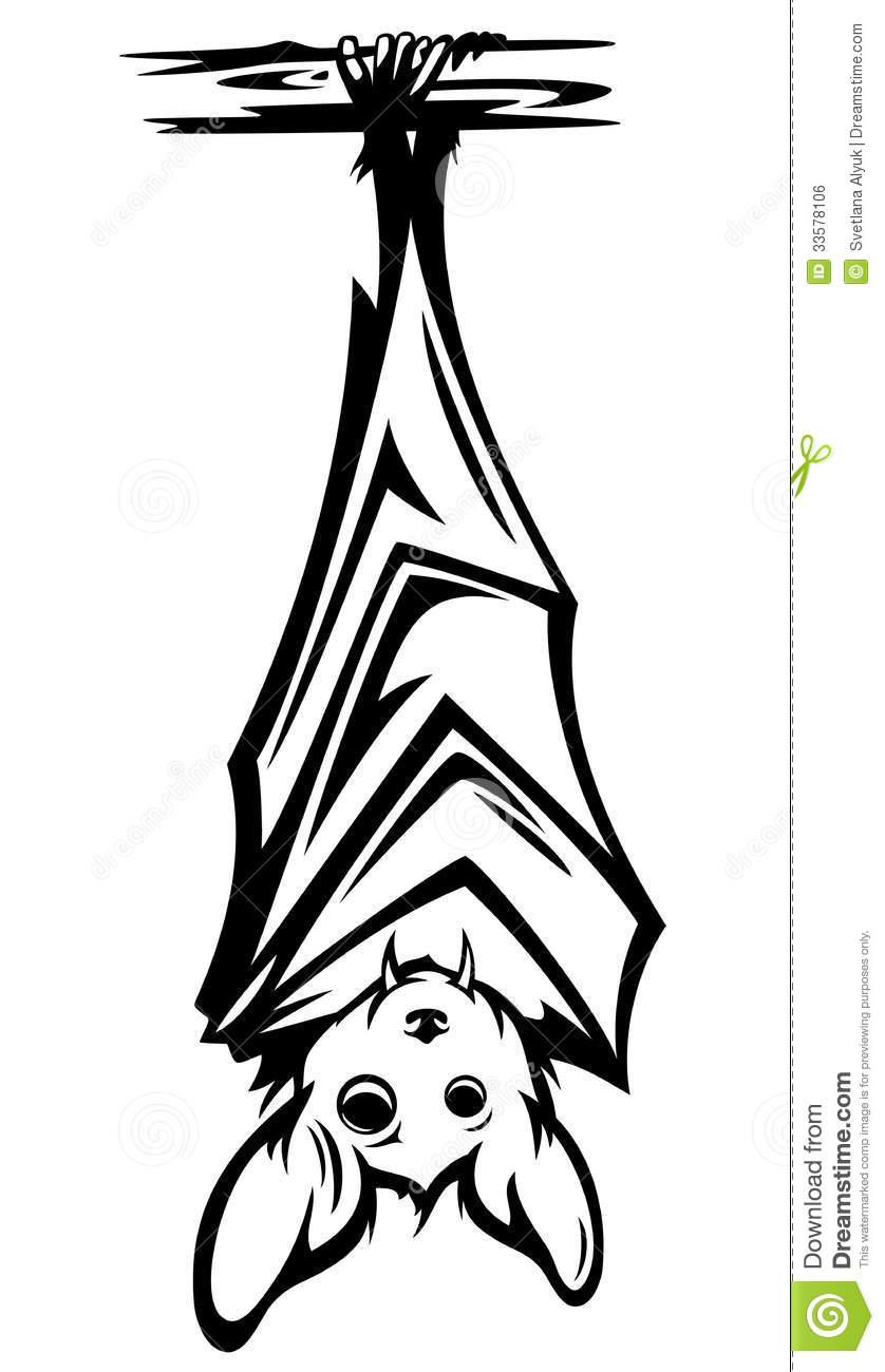 Drawn cute halloween bat #8