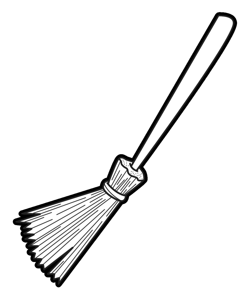 Black clipart broom Us  Trends Election Hacking