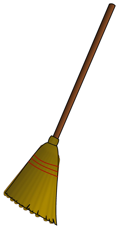 Black clipart broom Cliparts Download Clip Art Broom