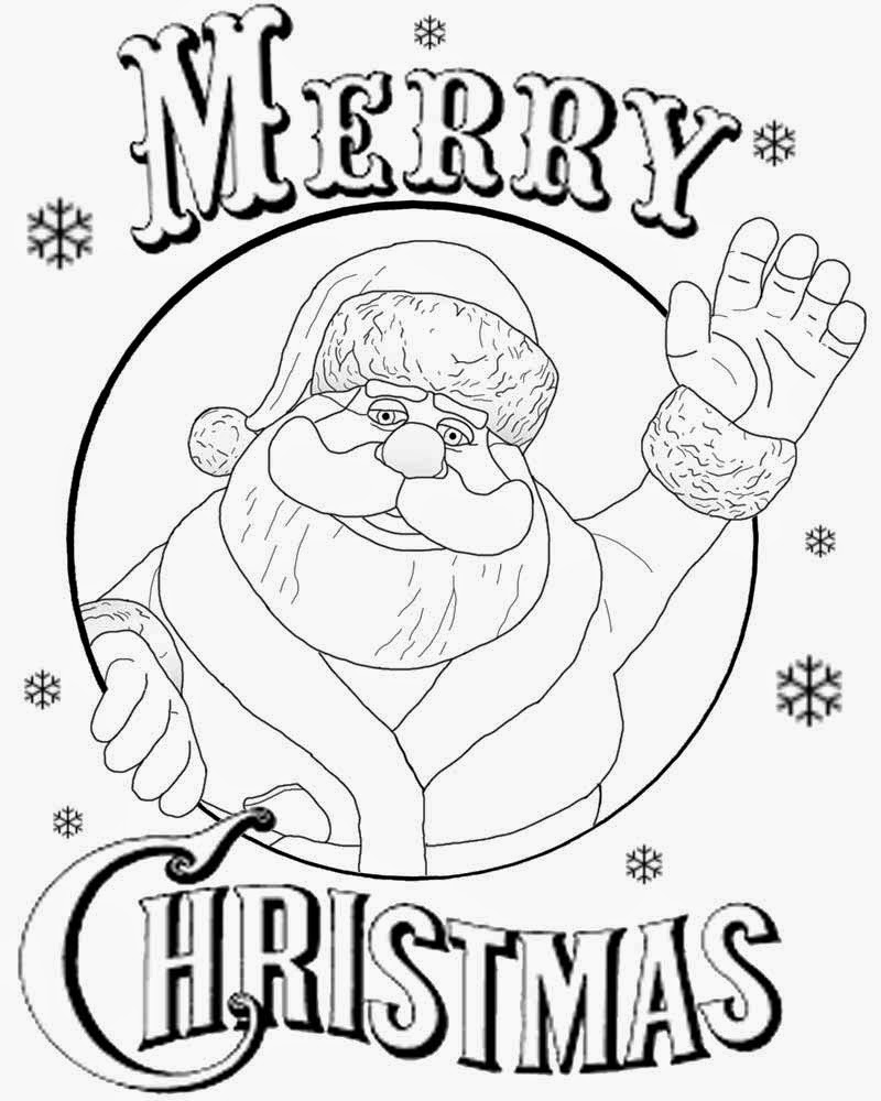 Drawn santa poor Coloring Pictures Christmas Coloring Color