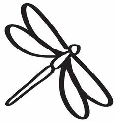 Drawing clipart dragonfly Clipartcow stock Dragonfly Free free