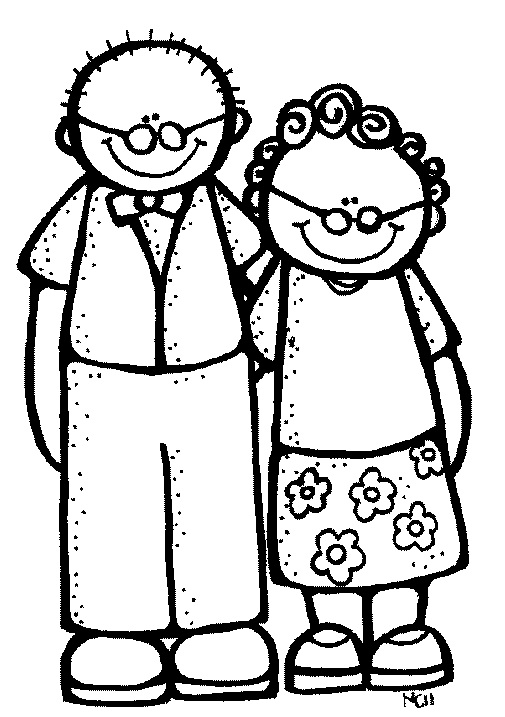 Drawn amd clipart Free White And Download Grandfather