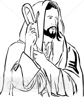 Shepherd Boy clipart jesus Clipart Christian Jesus the Jesus