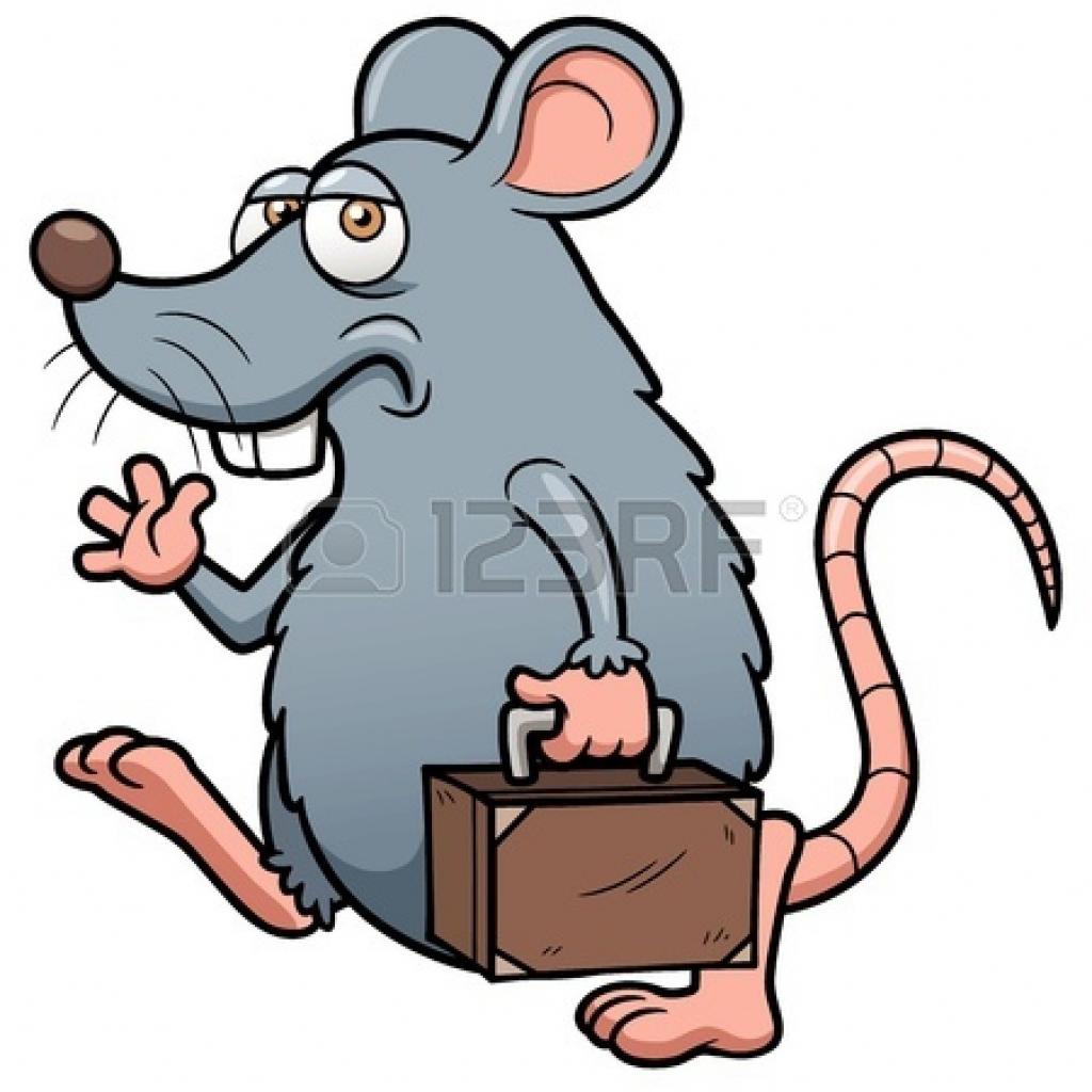 Rat clipart funny #3