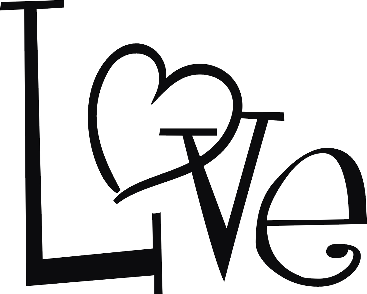 Drawn hearts vector graphic Simple on Heart Love Drawing