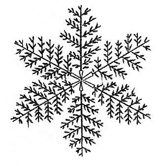 Drawn snowflake cute Clip Vintage Snowflakes 3 art