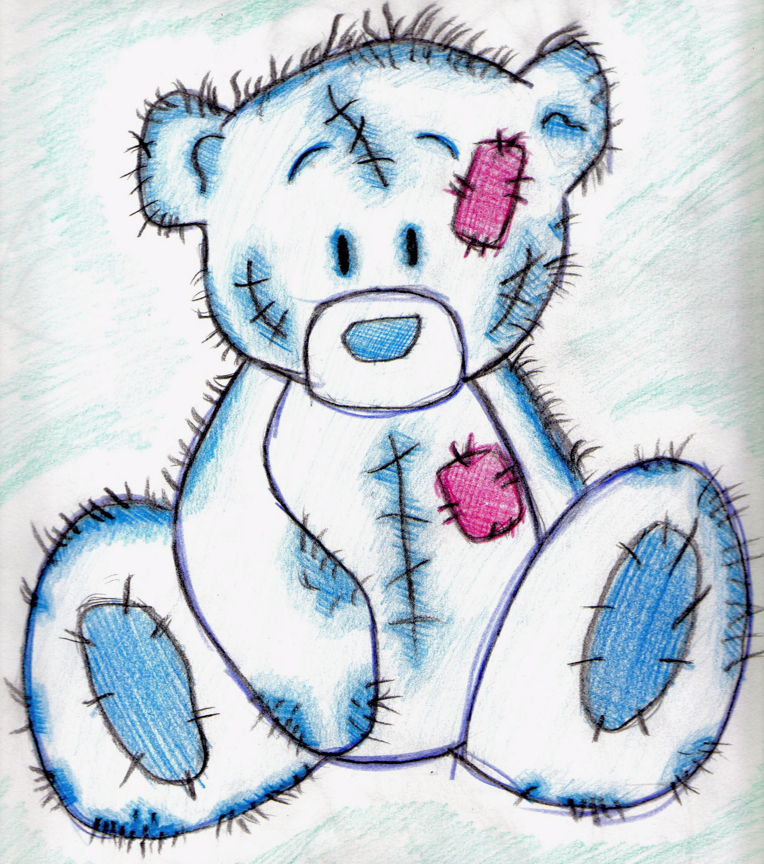Teddy clipart teady #11