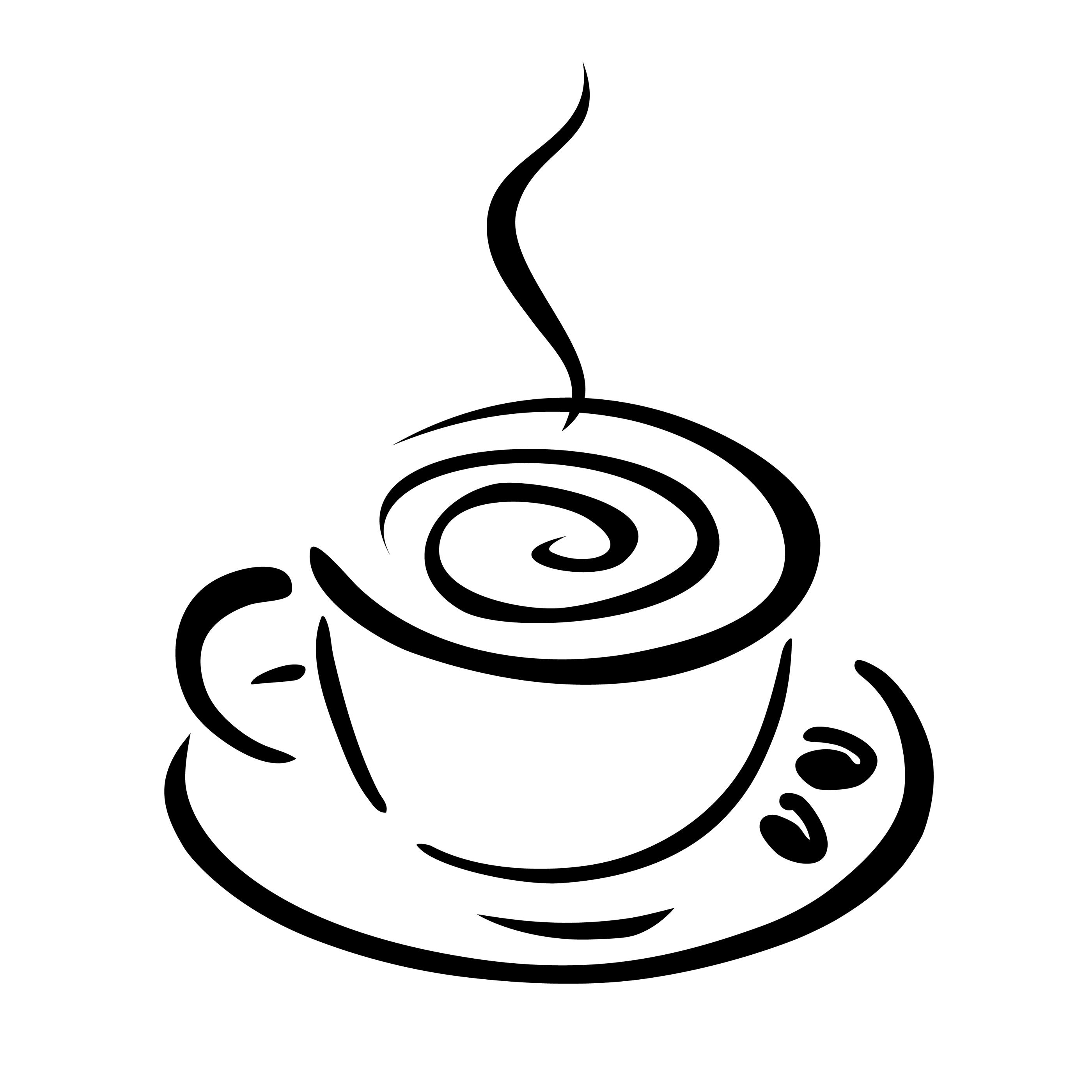 Coffee clipart drawn cup Transparent HD Of Clip