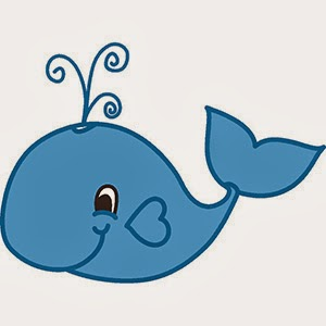 Drawn whale baby whale Drawing 2 clip open free