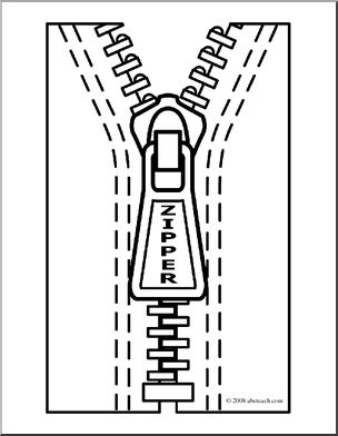 Zipper clipart drawn Images png (304×392) illustrations Zip
