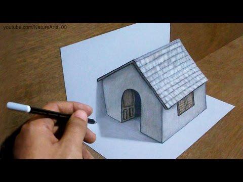 Drawn 3d art 3d animation #6