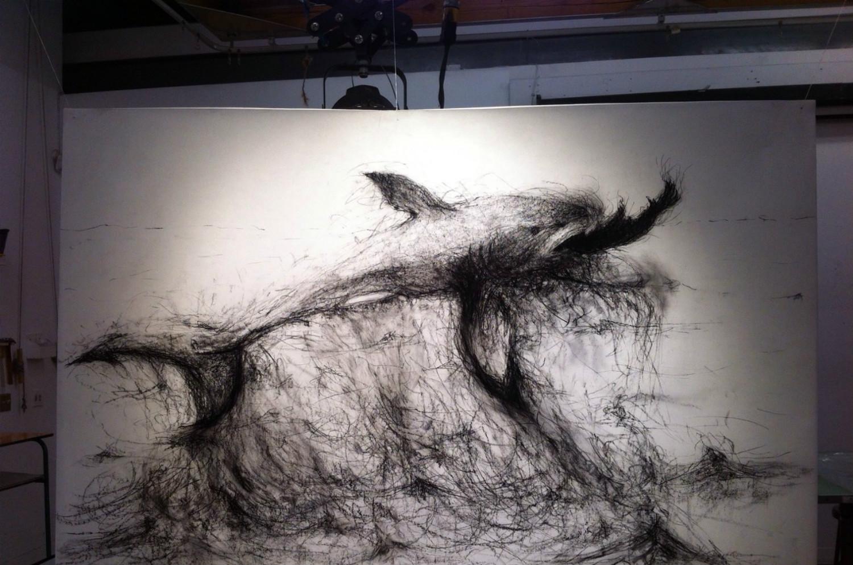 Drawn 3d art fiona tang Artist tang fiona dragon fiona