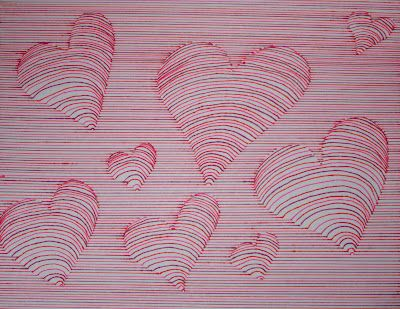 Drawn 3d art heart On 3d Runde's Pinterest drawings