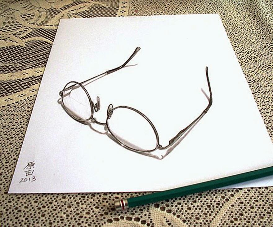 Drawn 3d art mind blowing #5