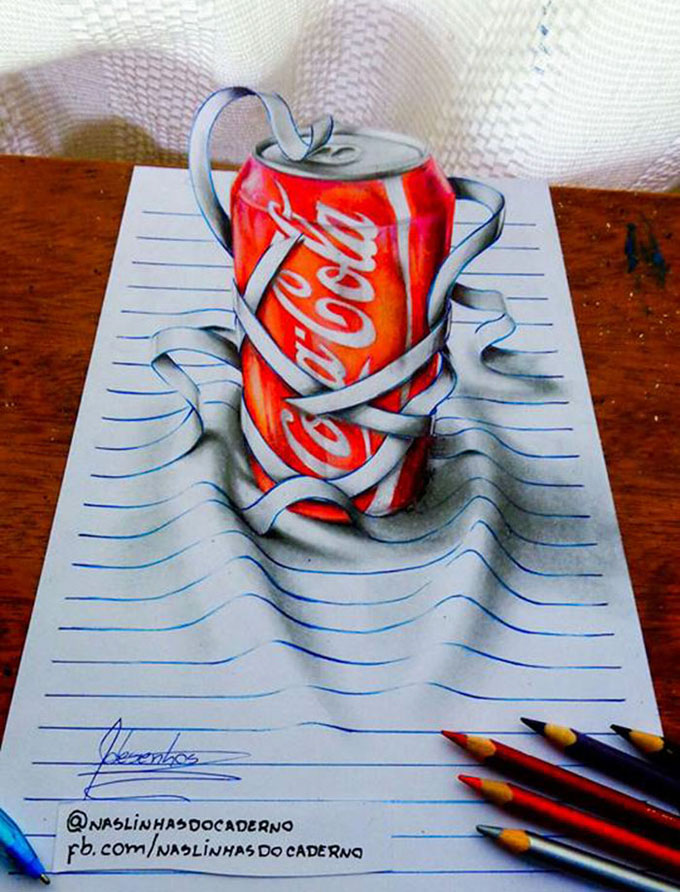 Drawn 3d art one piece Drawings This Taught 3D joao