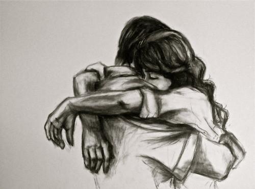 Drawn hug love Search tumblr Google  for