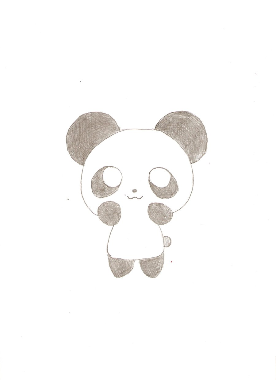Drawn red panda really On and Pin keresés animals