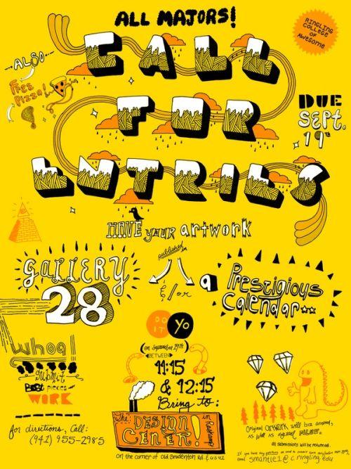 Drawn advertisement hot Magazine Drawn – Beautiful Hand