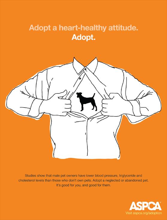 Drawn advertisement hot Project Paul Advertisement ASPCA Ad