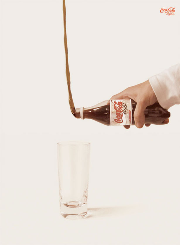 Drawn advertisement amusing Print Ads Cola Coca Cola