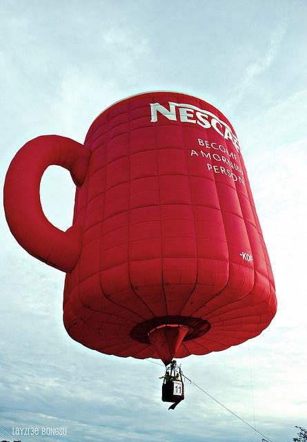 Drawn advertisement hot Pinterest on Nescafé® more and