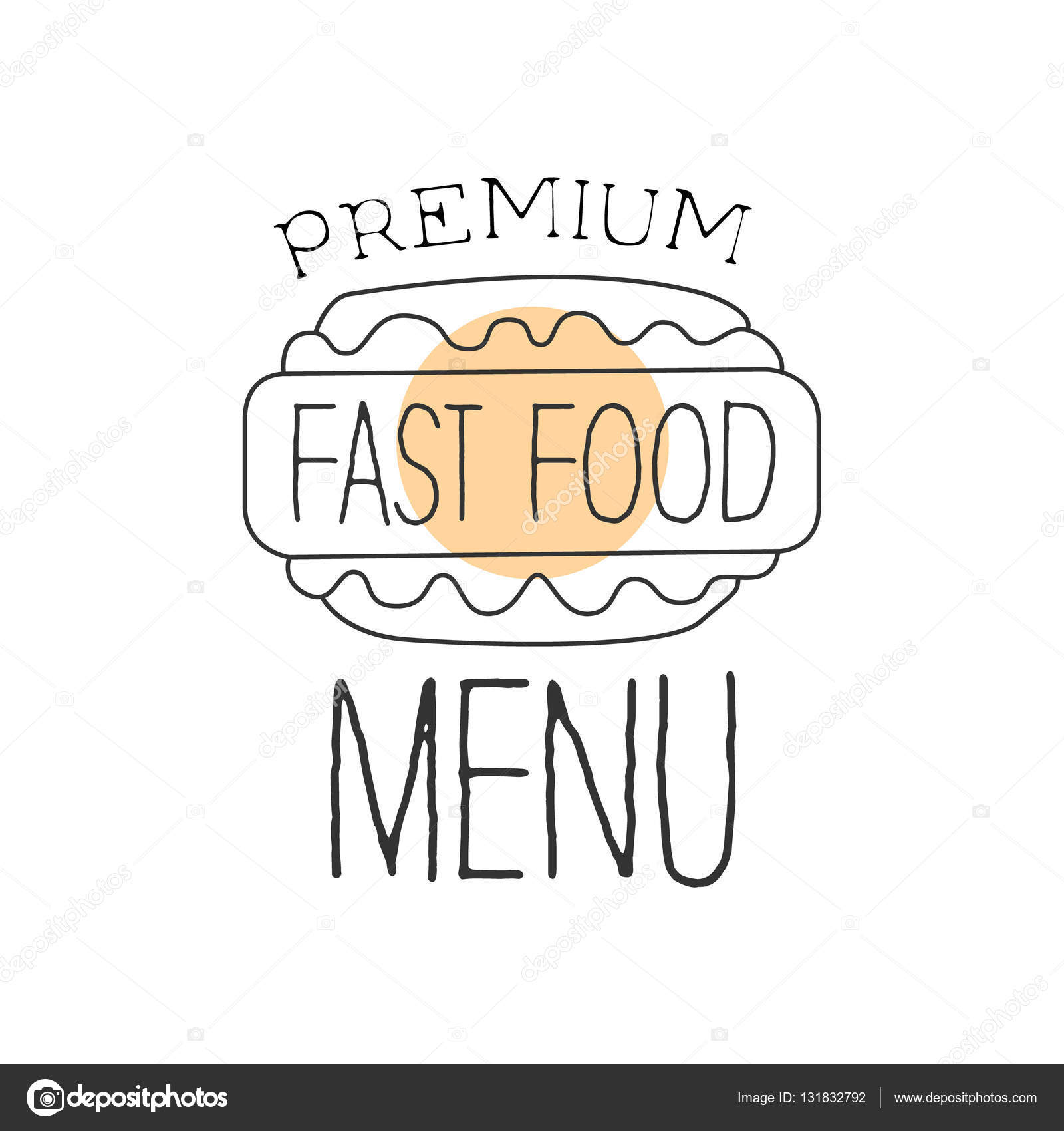 Drawn advertisement hot Quality Promotion Premium Design Hand