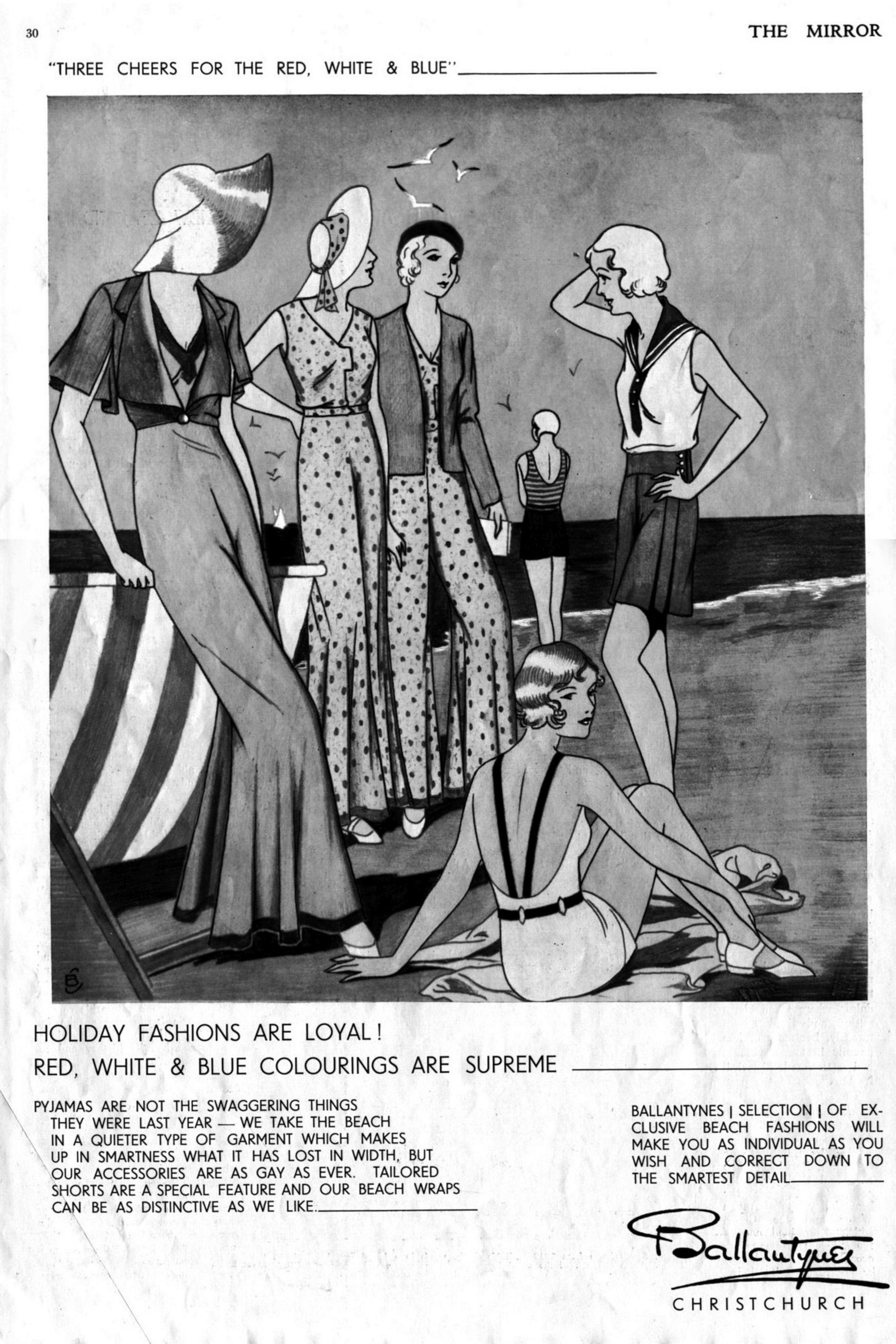Drawn advertisement illustrative Fashion SEARCH advertising drawing to