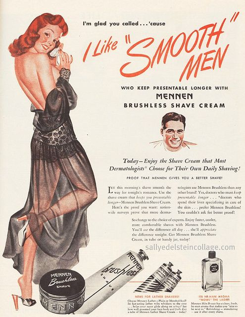 Drawn advertisement men and woman Images on vintage best Pinterest