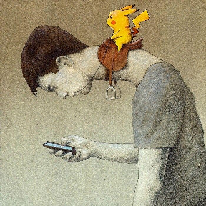 Drawn advertisement satirical Illustrations Metáforas Kuczynski 37 best