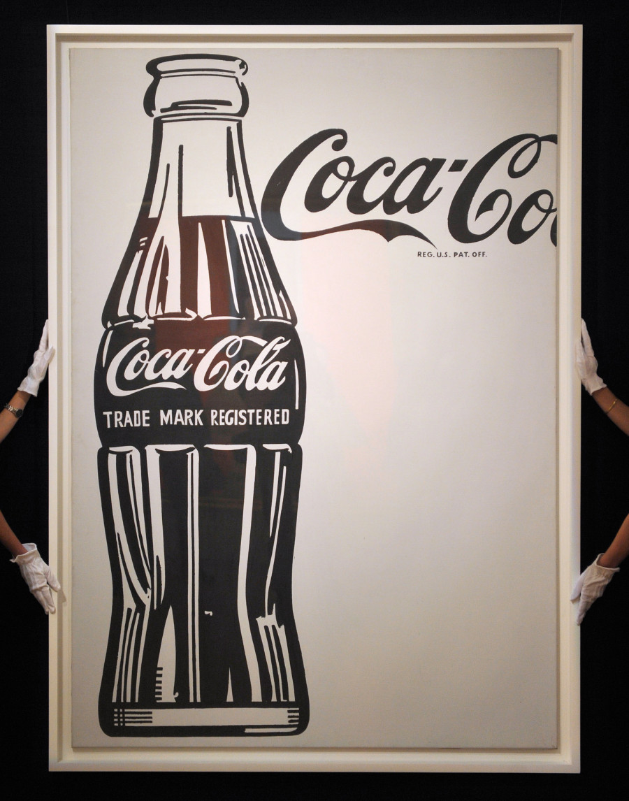 Drawn advertisement simplistic  18 Sold This That