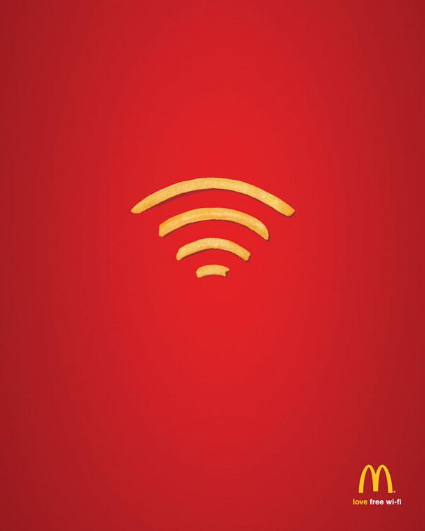 Drawn advertisement simplistic 11 Advertising Ads Print 26