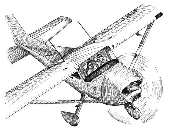 Drawn aircraft Meeting rockplanet Drawing Aviation 00