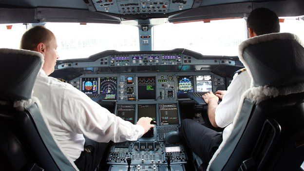 Drawn aircraft airplane pilot Is cockpit News safe How