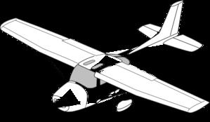 Drawn aircraft clipart white #10