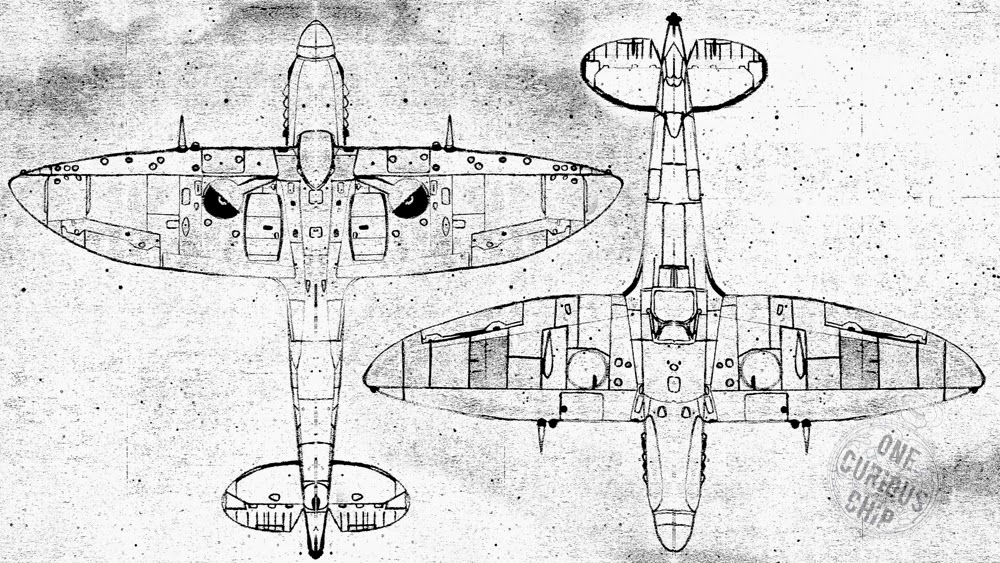 Drawn aircraft first #6