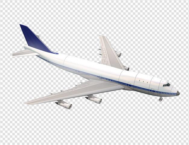 Drawn aircraft transparent background #13