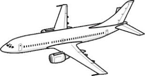 Drawn airplane How for tutorial by for