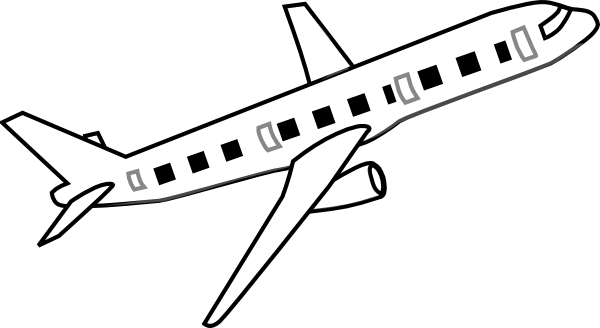 Sketch clipart areoplane Airplane Airplane online Download clip