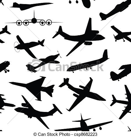 Drawn airplane airplane flying Flying vector vector travel flying