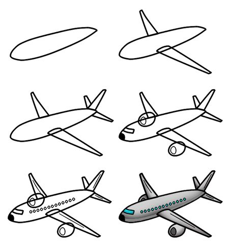 Drawn jet simple Simple best this images nice