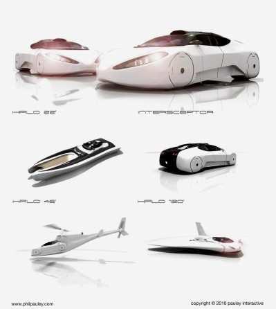 Drawn airplane car #6