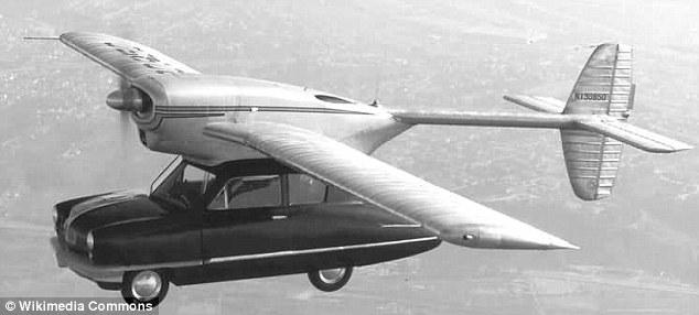 Drawn aircraft car #1