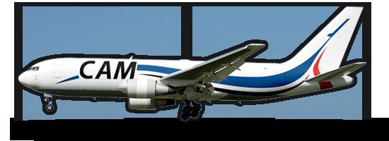 Drawn airplane cargo plane #9