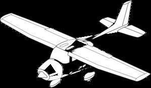 Drawn aircraft clipart white #6
