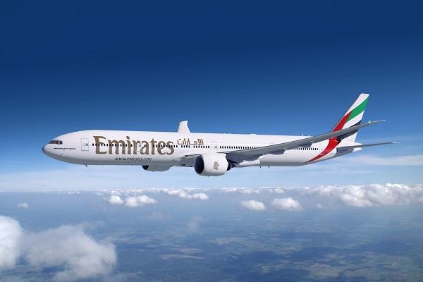 Drawn aircraft emirates #8