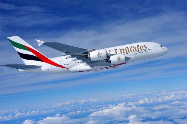 Drawn aircraft emirates #5