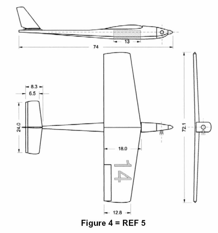 Drawn aircraft rc plane Class crossing TAM F8 the